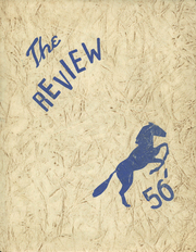 Page 1, 1956 Edition, Burrillville High School - Review Yearbook (Harrisville, RI) online yearbook collection