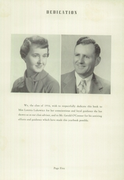 Page 7, 1956 Edition, Burrillville High School - Review Yearbook (Harrisville, RI) online yearbook collection