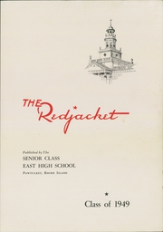 Page 5, 1949 Edition, East High School - Redjacket Yearbook (Pawtucket, RI) online yearbook collection