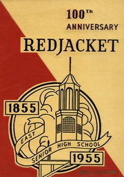 Page 1, 1955 Edition, East High School - Redjacket Yearbook (Pawtucket, RI) online yearbook collection