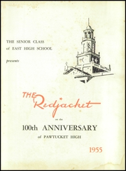 Page 5, 1955 Edition, East High School - Redjacket Yearbook (Pawtucket, RI) online yearbook collection