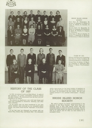 Page 16, 1937 Edition, Aldrich High School - Reminder Yearbook (Lakewood, RI) online yearbook collection