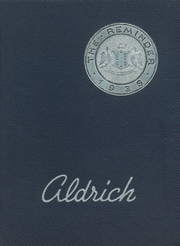 1939 Edition, Aldrich High School - Reminder Yearbook (Lakewood, RI)
