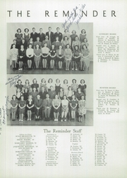 Page 12, 1939 Edition, Aldrich High School - Reminder Yearbook (Lakewood, RI) online yearbook collection