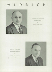 Page 7, 1939 Edition, Aldrich High School - Reminder Yearbook (Lakewood, RI) online yearbook collection