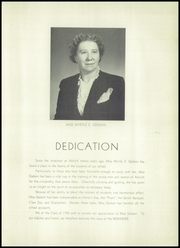 Page 7, 1948 Edition, Aldrich High School - Reminder Yearbook (Lakewood, RI) online yearbook collection