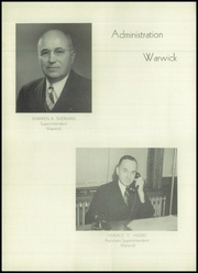 Page 8, 1948 Edition, Aldrich High School - Reminder Yearbook (Lakewood, RI) online yearbook collection