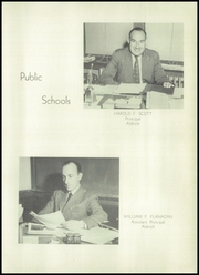 Page 9, 1948 Edition, Aldrich High School - Reminder Yearbook (Lakewood, RI) online yearbook collection