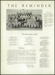 Page 6, 1941 Edition, Gorton High School - Echo Yearbook (Warwick, RI) online yearbook collection