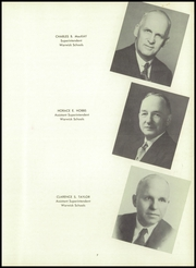 Page 11, 1955 Edition, Gorton High School - Echo Yearbook (Warwick, RI) online yearbook collection