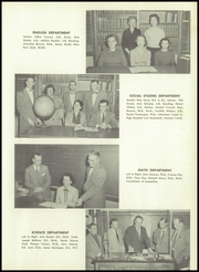 Page 13, 1955 Edition, Gorton High School - Echo Yearbook (Warwick, RI) online yearbook collection