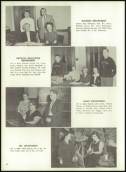 Page 14, 1955 Edition, Gorton High School - Echo Yearbook (Warwick, RI) online yearbook collection