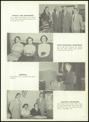 Page 15, 1955 Edition, Gorton High School - Echo Yearbook (Warwick, RI) online yearbook collection