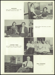 Page 17, 1955 Edition, Gorton High School - Echo Yearbook (Warwick, RI) online yearbook collection
