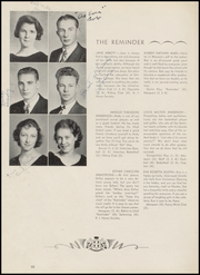 Page 16, 1935 Edition, Lockwood High School - Reminder Yearbook (Warwick, RI) online yearbook collection