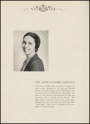 Page 8, 1935 Edition, Lockwood High School - Reminder Yearbook (Warwick, RI) online yearbook collection