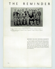 Page 16, 1940 Edition, Lockwood High School - Reminder Yearbook (Warwick, RI) online yearbook collection