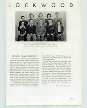 Page 17, 1940 Edition, Lockwood High School - Reminder Yearbook (Warwick, RI) online yearbook collection