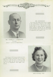 Page 10, 1941 Edition, Lockwood High School - Reminder Yearbook (Warwick, RI) online yearbook collection