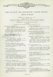 Page 12, 1941 Edition, Lockwood High School - Reminder Yearbook (Warwick, RI) online yearbook collection