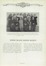 Page 15, 1941 Edition, Lockwood High School - Reminder Yearbook (Warwick, RI) online yearbook collection