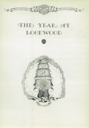 Page 9, 1941 Edition, Lockwood High School - Reminder Yearbook (Warwick, RI) online yearbook collection