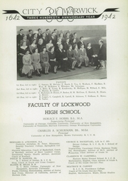 Page 12, 1942 Edition, Lockwood High School - Reminder Yearbook (Warwick, RI) online yearbook collection