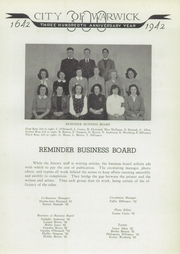 Page 15, 1942 Edition, Lockwood High School - Reminder Yearbook (Warwick, RI) online yearbook collection