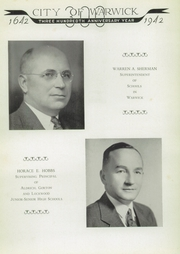 Page 8, 1942 Edition, Lockwood High School - Reminder Yearbook (Warwick, RI) online yearbook collection