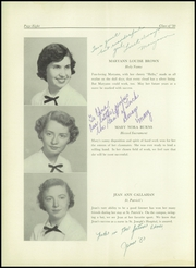 Page 12, 1950 Edition, St Patricks High School - Patrician Yearbook (Providence, RI) online yearbook collection