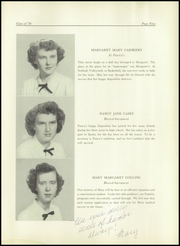 Page 13, 1950 Edition, St Patricks High School - Patrician Yearbook (Providence, RI) online yearbook collection