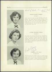 Page 14, 1950 Edition, St Patricks High School - Patrician Yearbook (Providence, RI) online yearbook collection