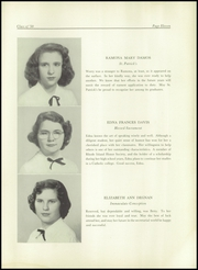 Page 15, 1950 Edition, St Patricks High School - Patrician Yearbook (Providence, RI) online yearbook collection