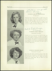 Page 16, 1950 Edition, St Patricks High School - Patrician Yearbook (Providence, RI) online yearbook collection