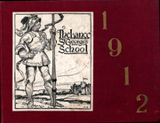 Page 1, 1912 Edition, St Georges High School - Lance Yearbook (Middletown, RI) online yearbook collection