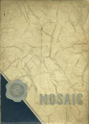 Page 1, 1956 Edition, Moses Brown School - Mosaic Yearbook (Providence, RI) online yearbook collection
