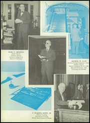 Page 10, 1956 Edition, Moses Brown School - Mosaic Yearbook (Providence, RI) online yearbook collection