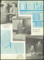 Page 11, 1956 Edition, Moses Brown School - Mosaic Yearbook (Providence, RI) online yearbook collection