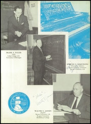 Page 13, 1956 Edition, Moses Brown School - Mosaic Yearbook (Providence, RI) online yearbook collection