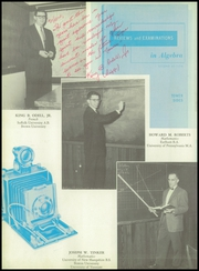 Page 14, 1956 Edition, Moses Brown School - Mosaic Yearbook (Providence, RI) online yearbook collection