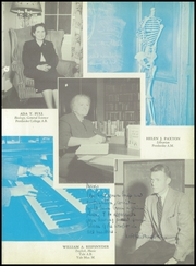 Page 15, 1956 Edition, Moses Brown School - Mosaic Yearbook (Providence, RI) online yearbook collection