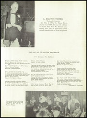 Page 17, 1956 Edition, Moses Brown School - Mosaic Yearbook (Providence, RI) online yearbook collection