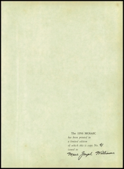 Page 3, 1956 Edition, Moses Brown School - Mosaic Yearbook (Providence, RI) online yearbook collection