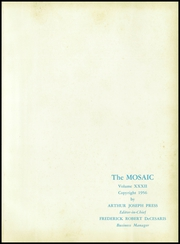Page 5, 1956 Edition, Moses Brown School - Mosaic Yearbook (Providence, RI) online yearbook collection