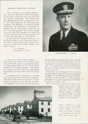 Page 11, 1950 Edition, US Naval Academy and Preparatory School - Cruise Yearbook (Newport, RI) online yearbook collection