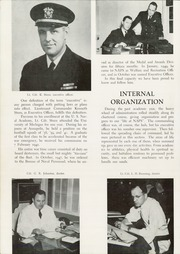 Page 12, 1950 Edition, US Naval Academy and Preparatory School - Cruise Yearbook (Newport, RI) online yearbook collection