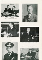 Page 13, 1950 Edition, US Naval Academy and Preparatory School - Cruise Yearbook (Newport, RI) online yearbook collection