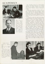 Page 14, 1950 Edition, US Naval Academy and Preparatory School - Cruise Yearbook (Newport, RI) online yearbook collection