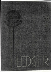 Page 1, 1943 Edition, Bryant University - Ledger Yearbook (Smithfield, RI) online yearbook collection