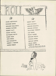 Page 11, 1943 Edition, Bryant University - Ledger Yearbook (Smithfield, RI) online yearbook collection